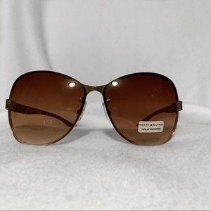 Tommy Hilfiger Melone Sunglasses NWOT